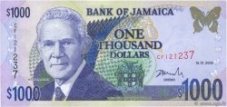 1000 Dollars JAMAÏQUE  2003 P.86a pr.NEUF