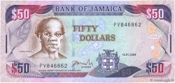 50 Dollars JAMAÏQUE  2009 P.83e pr.NEUF