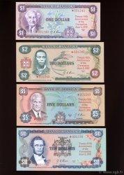 1,2, 5 et 10 Dollars JAMAÏQUE  1978 P.CS03 pr.NEUF
