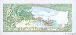 2 Rufiyaa MALDIVES  1983 P.09a NEUF