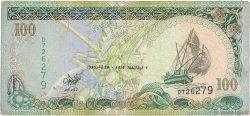 100 Rufiyaa MALDIVES  1995 P.22a pr.TTB