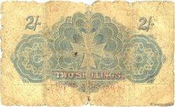 1 Shilling sur 2 Shillings MALTE  1940 P.15 AB