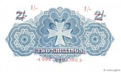 1 Shilling sur 2 Shillings MALTE  1940 P.15 SUP