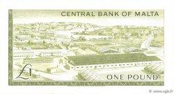 1 Pound MALTE  1969 P.29a TTB