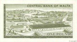 1 Pound MALTE  1969 P.29a pr.NEUF