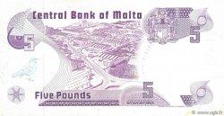 5 Liri MALTE  1979 P.35a TTB+