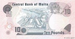 10 Liri MALTE  1979 P.36a SUP