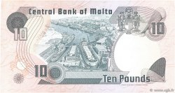 10 Liri MALTE  1979 P.36b TTB+