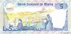 5 Liri MALTE  1986 P.38 TTB