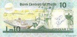 10 Liri MALTE  1986 P.39 TB