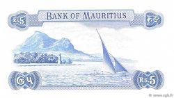5 Rupees ÎLE MAURICE  1967 P.30c NEUF