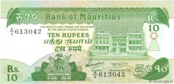 10 Rupees ÎLE MAURICE  1985 P.35a NEUF