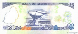 20 Rupees ÎLE MAURICE  1985 P.36 NEUF