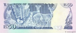 50 Rupees ÎLE MAURICE  1986 P.37a NEUF