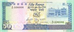 50 Rupees ÎLE MAURICE  1986 P.37b SUP+