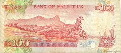 100 Rupees ÎLE MAURICE  1986 P.38 TB+