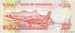 100 Rupees ÎLE MAURICE  1986 P.38 pr.SPL