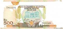 500 Rupees ÎLE MAURICE  1988 P.40a SPL