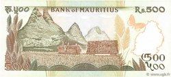 500 Rupees ÎLE MAURICE  1988 P.40a pr.SUP
