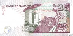 25 Rupees ÎLE MAURICE  1998 P.42 NEUF