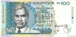 100 Rupees ÎLE MAURICE  1998 P.44 NEUF