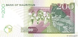 200 Rupees ÎLE MAURICE  1998 P.45 NEUF