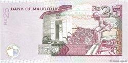 25 Rupees ÎLE MAURICE  1999 P.49a TTB+