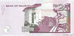 25 Rupees  ÎLE MAURICE  2006 P.49c NEUF