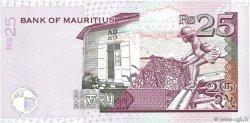 25 Rupees ÎLE MAURICE  2006 P.49c NEUF
