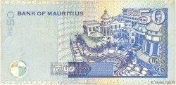 50 Rupees ÎLE MAURICE  1999 P.50a TTB