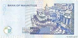 50 Rupees ÎLE MAURICE  2001 P.50b pr.SUP