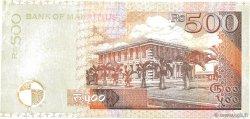 500 Rupees ÎLE MAURICE  1999 P.53 TTB