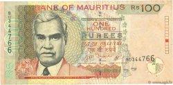 100 Rupees ÎLE MAURICE  2007 P.56b TTB