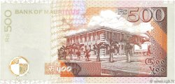 500 Rupees ÎLE MAURICE  2007 P.58a NEUF