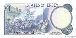 1 Pound JERSEY  1988 P.11b SUP