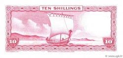 10 Shillings ÎLE DE MAN  1961 P.24a NEUF