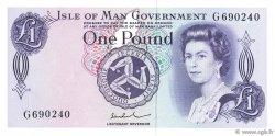 1 Pound ÎLE DE MAN  1972 P.29a NEUF