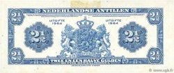 2,5 Gulden ANTILLES NÉERLANDAISES  1964 P.A01b pr.SUP