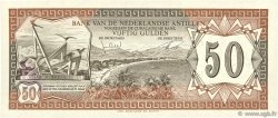 50 Gulden ANTILLES NÉERLANDAISES  1972 P.11b NEUF