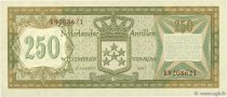 250 Gulden ANTILLES NÉERLANDAISES  1967 P.13a NEUF