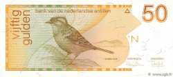 50 Gulden ANTILLES NÉERLANDAISES  1986 P.25a NEUF