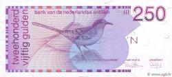 250 Gulden ANTILLES NÉERLANDAISES  1986 P.27a NEUF