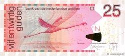 25 Gulden ANTILLES NÉERLANDAISES  1998 P.29a NEUF