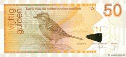 50 Gulden ANTILLES NÉERLANDAISES  2001 P.30b NEUF