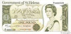 1 Pound SAINTE HÉLÈNE  1976 P.06a NEUF