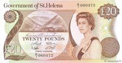 20 Pounds SAINTE HÉLÈNE  1986 P.10a NEUF