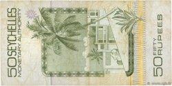 50 Rupees SEYCHELLES  1979 P.25a TB+