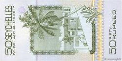 50 Rupees SEYCHELLES  1979 P.25a SUP