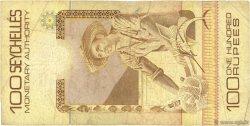 100 Rupees SEYCHELLES  1980 P.27a TB