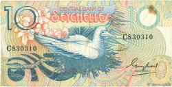 10 Rupees SEYCHELLES  1983 P.28a TTB